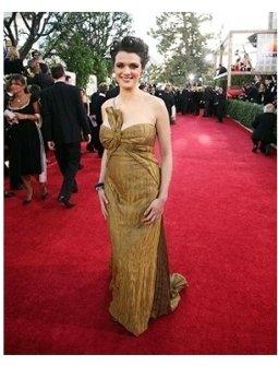 63rd Golden Globes Red Carpet Photos: Rachel Weisz