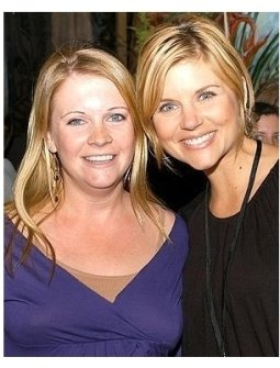 Palm Springs Short Film Festival Photos:  Melissa Joan Hart and Tiffani Thiessen