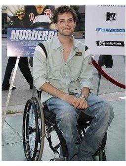 Murderball Premiere: Keith Cavill