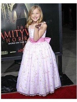 The Amityville Horror Premiere: Chloe Moretz