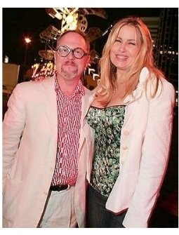 Robots Premiere: Producer William Joyce and Jennifer Coolidge
