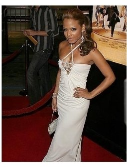 Be Cool Premiere: Christina Milian