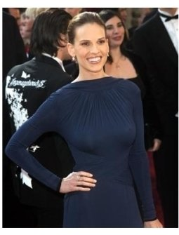 77th Annual Academy Awards RC: Hilary Swank