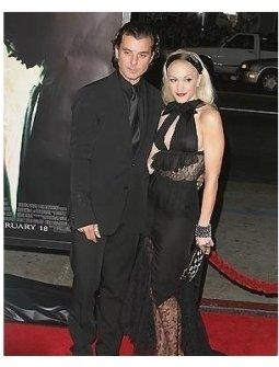 Constantine Premiere: Gavin Rossdale and Gwen Stefani