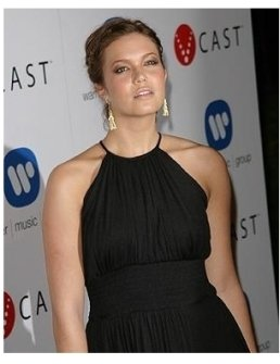 Warner Music Group's Post Grammy Party: Mandy Moore