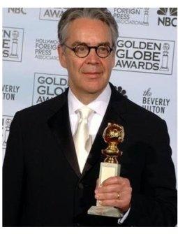 Howard Shore at the 62nd Annual Golden Globe Awards: Press Room