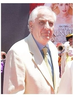 Garry Marshall at The Princess Diaries 2: Royal Engagement World Premiere