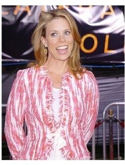 """Cheryl Hines at the """"Collateral"""" premiere"""