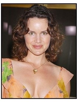 "Carla Gugino at the ""Saved!"" Premiere"