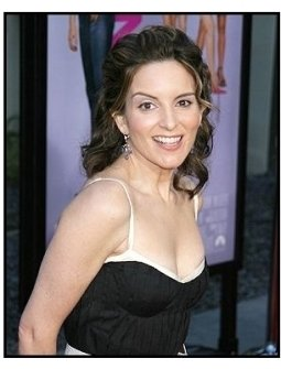 """Tina Fey at the """"Mean Girls"""" Premiere"""