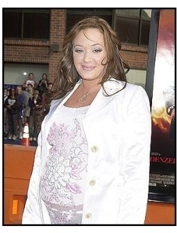 "Leah Remini at the ""Man on Fire"" Premiere"