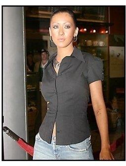 """Christina Aguilera at """"Dawn of the Dead"""" Premiere"""