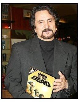 """Tom Savini at """"Dawn of the Dead"""" Premiere"""