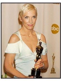 76th Annual Academy Awards - Annie Lennox - Backstage