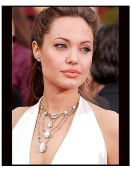 76th Annual Oscars-Angelina Jolie- Diamonds at the Oscars-ONE TIME USE ONLY