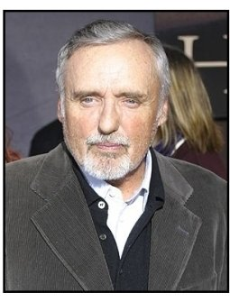 "Dennis Hopper at the ""Hidalgo"" Premiere"