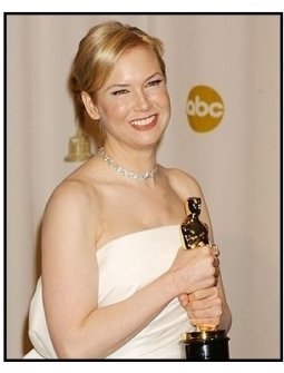 76th Annual Academy Awards - Renee Zellweger - Backstage