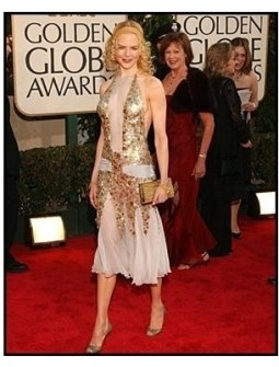 61st Annual Golden Globe Awards--Red Carpet--Nicole Kidman--HFPA--ONE TIME USE ONLY