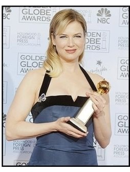 61st Annual Golden Globe Awards--Backstage--Renee Zellweger--Getty--ONE TIME USE ONLY