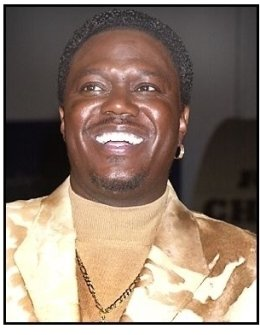 Bernie Mac at the Los Angeles Premiere of 'Bad Santa' held at the Mann Village Theatre.  Westwood, California - 11-18-03