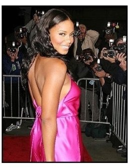 "ONE TIME USE ONLY:Sanaa Lathan at the ""Out of Time"" Premiere"