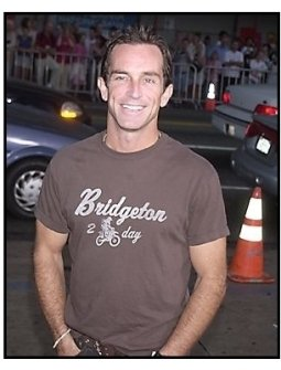 "Jeff Probst at the ""Underworld"" premiere"
