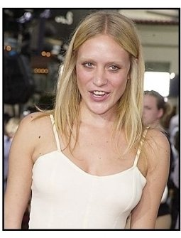 "Chloe Sevigny at the ""Seabiscuit"" premiere"