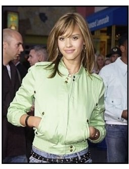 "Jessica Alba at the ""2 Fast 2 Furious"" Premiere"