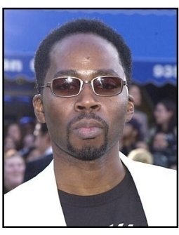 "Harold Perrineau at the ""The Matrix Reloaded"" premiere"