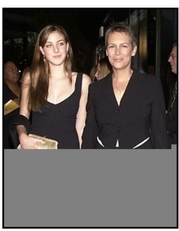 "Jamie Lee Curtis and daughter Annie at the ""A Mighty Wind"" premiere"