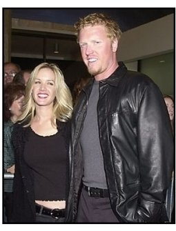 "Jake Busey at ""The Recruit"" premiere."
