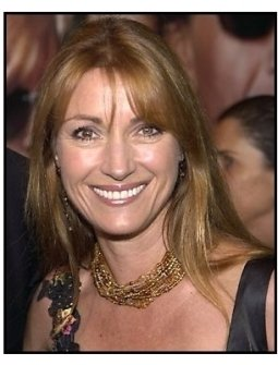 Jane Seymour at the Bandits premiere