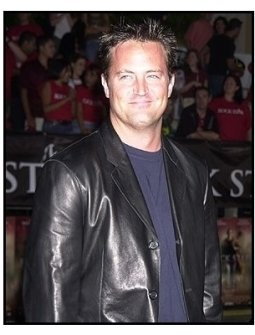 Matthew Perry at the Rock Star premiere
