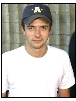 Topher Grace at the Crazy Beautiful premiere