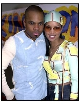 Kirk Franklin at the Kingdom Come premiere