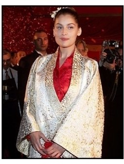 Laetitia Casta at the Moulin Rouge After-Party