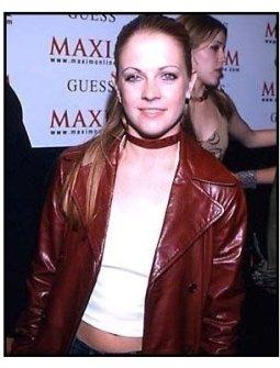 Melissa Joan Hart at the 2000 Maxim Motel Party