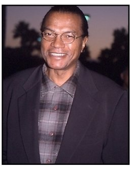 Billy Dee Williams at The Ladies Man premiere
