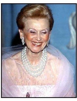 Barbara Davis at the 2000 Carousel of Hope