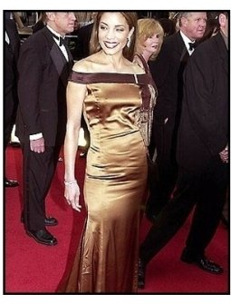 Michael Michele at the 2001 SAG Screen Actors Guild Awards