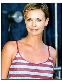 """Charlize Theron at """"The Perfect Storm"""" Premiere"""