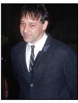 Sam Raimi at The Gift premiere