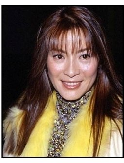Michelle Yeoh at the Crouching Tiger, Hidden Dragon Premiere