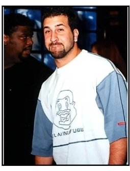'N Sync member Joey Fatone at the Bait premiere