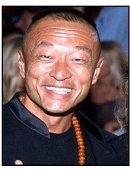 Cary-Hiroyuki Tagawa at The Art of War premiere