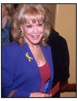 Barbara Eden at the Bedazzled premiere