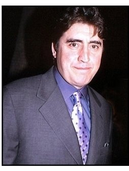 Alfred Molina at the Chocolat premiere