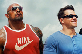 pain and gain, Mark Wahlberg, Dwayne Johnson, michael bay