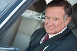 Robin Williams, The Angriest Man in Brooklyn