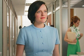 Mad Men, Elisabeth Moss